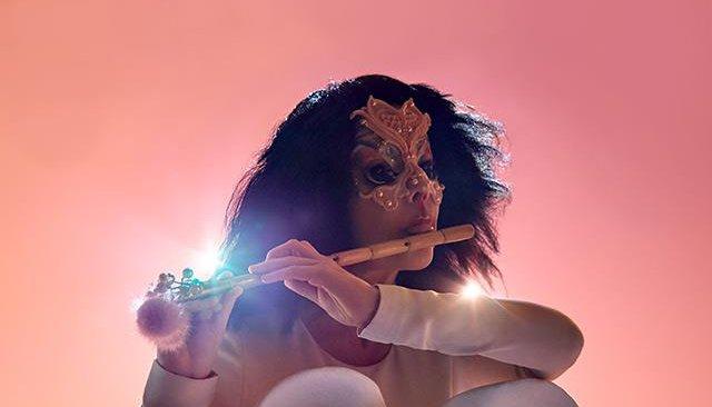 Björk: Cornucopia Tour