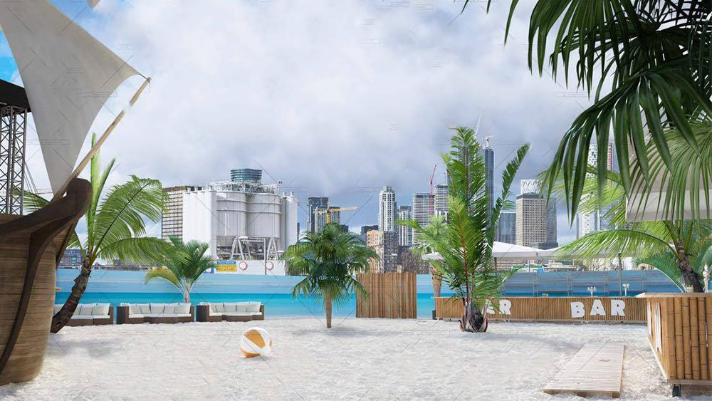 Beach Studio 338